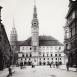 Rathaus, um 1900