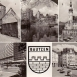 Postkarte, mit Hochhaus