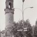 Abriss des Reichentors 1968 wegen des geplanten Hochhausbaus