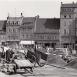 Kornmarkt, Blick vor dem Hochhausbau, vor 1945