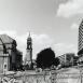 Stadtmuseum, Reichenturm, Hotel Lubin und Hochhaus
