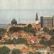 Silhouette mit Hochhaus 1999 Sächsische Zeitung