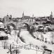Die Kronprinzenbrücke um 1936