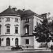 Altes Stadttheater mit Rietschelgiebel, heute Kornmarkt-Center